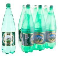 Вода минеральная Нарзан газированная 1.8 л (6 шт в упаковке)