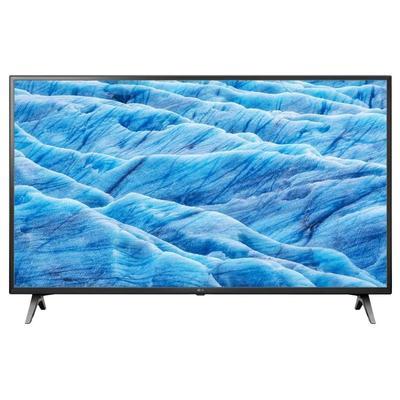 Телевизор LG 49UM7100 черный