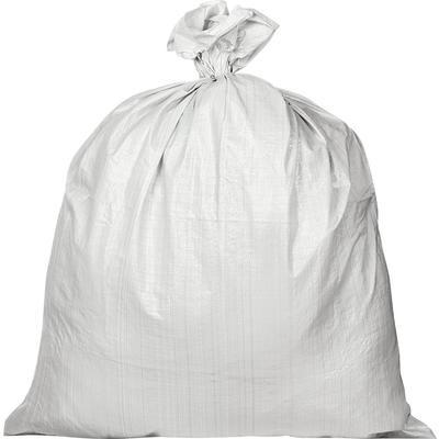 Мешок полипропиленовый первый сорт белый 120x160 см (100 штук в упаковке)