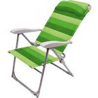 Шезлонг Ника К2 (зеленый)