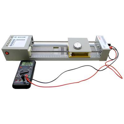 Комплект учебно-лабораторного оборудования Индукция в движущемся проводящем контуре