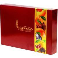 Шоколадные конфеты Кремлина фрукты в шоколаде ассорти 500 г
