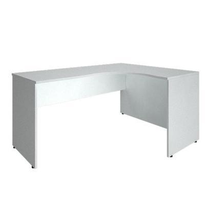 Стол письменный Riva правый (белый, 1600х1200х755 мм)