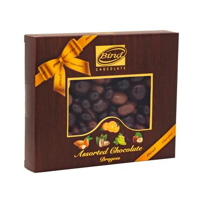 Драже шоколадное Bind Chocolate Микс 100 г