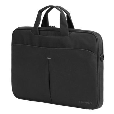 Сумка для ноутбука 15.6 Continent СС-012 черная