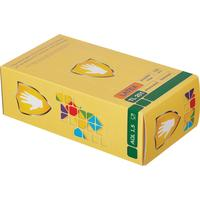 Перчатки медицинские смотровые латексные TL 201 нестерильные неопудренные размер M (100 штук в упаковке)