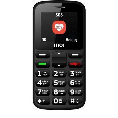 Мобильный телефон Inoi 117B черный