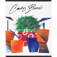 Тетрадь общая №1 School Cactus band Барабаны А5 48 листов в клетку на  скрепке