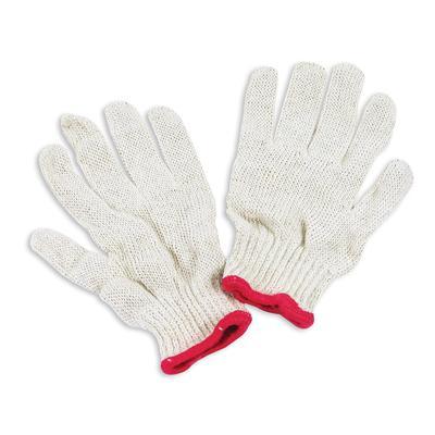 Перчатки рабочие трикотажные 5 нитей 10 класс 36 г (10 пар в упаковке)