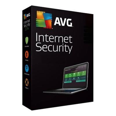 Антивирус AVG Internet Security для 2 ПК на 12 месяцев (isw.2.12m)
