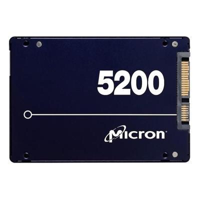 SSD накопитель Crucial Micron 5200 MAX 240 ГБ (MTFDDAK240TDN-1AT1ZA)