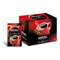 Кофе порционный растворимый Nescafe Classic 30 пакетиков по 2 г
