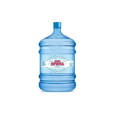 Бутилированная питьевая вода Аква Прима 19 л (возвратная тара)