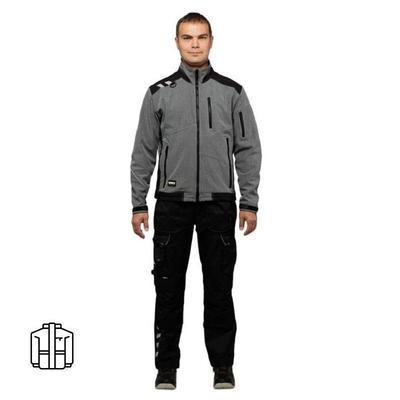 Куртка-ветровка Dimex Softshell 6051 (размер 2XL, 58-60, рост 182-186)