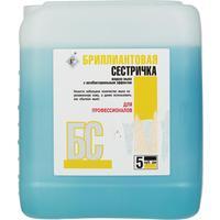 Мыло жидкое дезинфицирующее Бриллиантовая сестричка 5 л