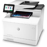 Лазерное цветное МФУ HP Color LaserJet Pro M479fdn (W1A79A)