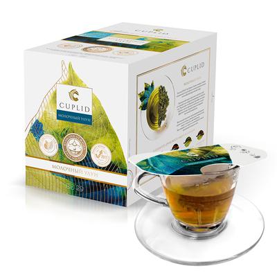 Чай Cuplid Молочный Улун зеленый 25 пакетиков