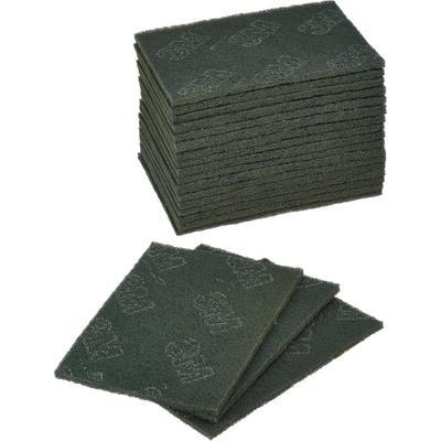 Губки абразивные 3M Scotch-Brite 224x158х8.5 мм 20 штук в упаковке