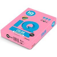 Бумага цветная для печати IQ Color розовая пастель PI25 (А4, 80 г/кв.м, 500 листов)