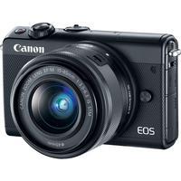 Фотоаппарат Canon EOS M100 kit + объектив EF-M 15-45 IS STM