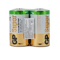 Батарейки GP Super D LR20 (2 штуки в упаковке)