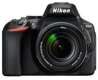 Цифровой зеркальный фотоаппарат Nikon D5600 kit 18-140mm VR