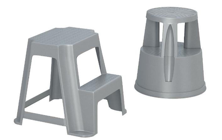 Кресла и табуреты для торговых залов