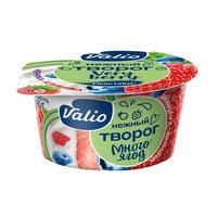 Творог Valio с черникой и клубникой 3.5% 140 г