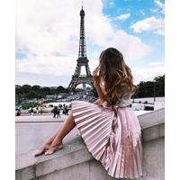 Картина по номерам Рыжий кот Мечты о Париже