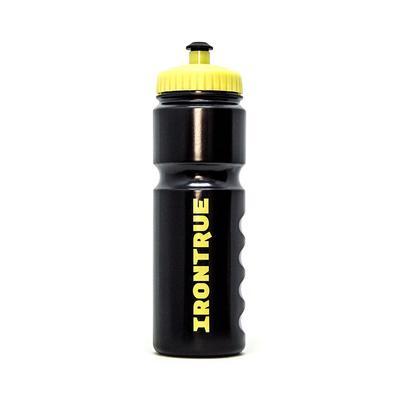 Бутылка шейкер Iron True 750мл крышка sport-cap (Желтый/Черный)