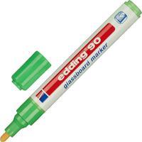 Маркер для стеклянных досок Edding E-90/011 салатовый (толщина линии 2-3 мм)