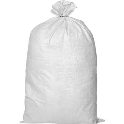 Мешок полипропиленовый высший сорт с вкладышем белый 56x96 см (100 штук в упаковке)