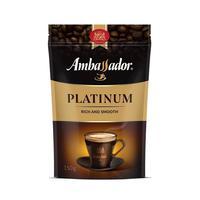 Кофе растворимый Ambassador Platinum 150 г (пакет)