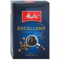 Кофе молотый Melitta Excellent 250 г (вакуумный пакет)