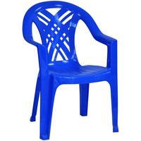 Кресло пластиковое Престиж-2 №6 синее
