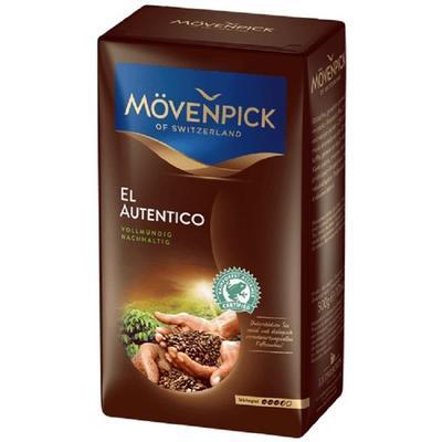 Кофе молотый Movenpick El Autentico 500 г (вакуумная упаковка)