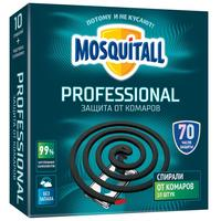Средство от насекомых Mosquitall от комаров спирали (10 штук в упаковке)