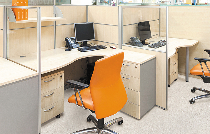 Офисные перегородки Uno