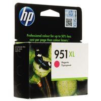 Картридж струйный HP 951XL CN047AE пурпурный оригинальный повышенной емкости