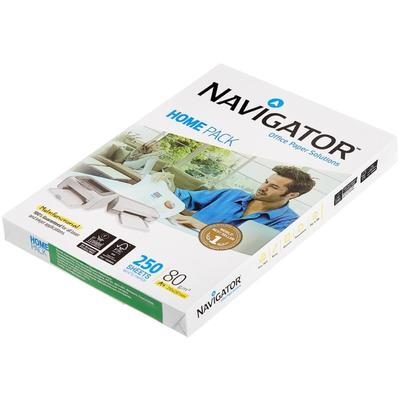 Бумага для офисной техники Navigator Universal (А4, марка A, 80 г/кв.м, 250 листов)