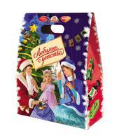 Новогодний сладкий подарок Ярмарка чудес картон 500 г РФ18743B101