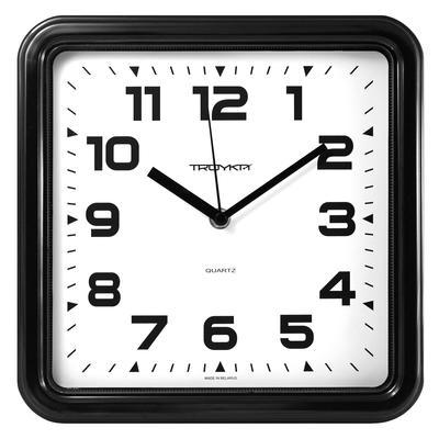 Часы настенные Troyka 81800849 (26х26х3.9 см)