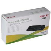 Картридж лазерный Xerox 108R00909 черный оригинальный повышенной емкости