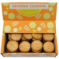 Печенье сдобное Бискотти Шокко 700 г