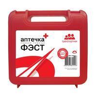 Аптечка первой помощи для велосипедистов и мотоциклистов ФЭСТ № 3 (бокс пластиковый)