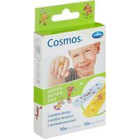 Набор пластырей Cosmos для детей с рисунком 2 размера (20 штук в упаковке)