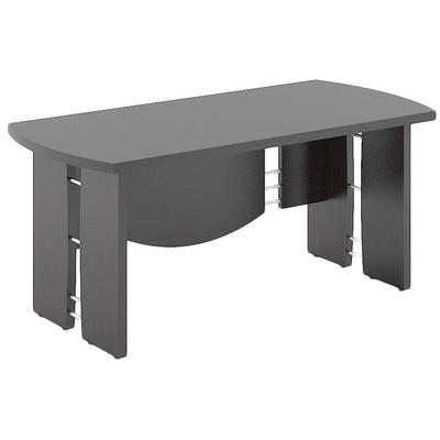 Стол руководителя письменный Born (венге, 2000x900x750 мм)