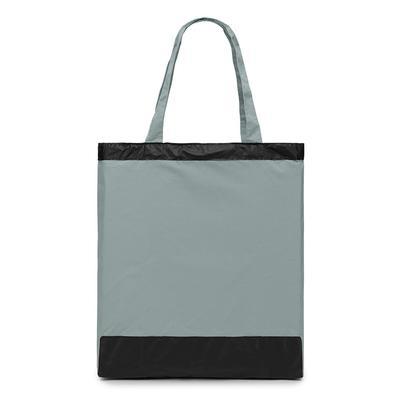 Сумка Moleskine Journey packable tote из полиамида серого цвета  (1212718)