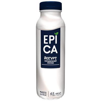 Йогурт питьевой Epica натуральный 2.9% 290 г