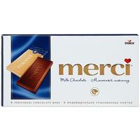 Шоколад Merci молочный 100 г